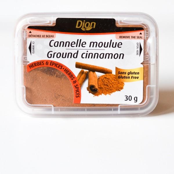 Ground Cinnamon 30g